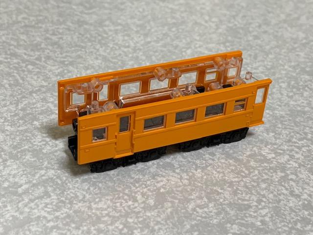 台車と側面