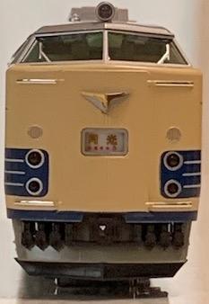 581系電車